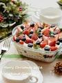 クリスマス☆スコップケーキ