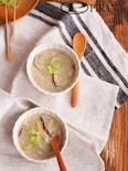 まろやか蓮根のとろみ中華スープ♪