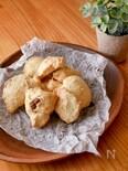 裏技!バターなし!簡単ドロップクッキーのレシピ