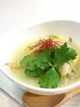 炊飯器de簡単♡おいし〜い参鶏湯