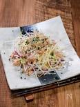 【サク飯】簡単ツナ大根サラダ(ドレッシングは自家製)