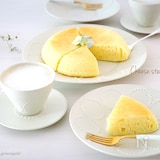 炊飯器de<簡単>ふわふわ♪チーズ蒸しパン