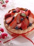クリスマス☆シャルロットケーキ