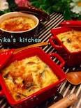 オーブン不要で簡単♪サーモンとほうれん草の和風豆腐キッシュ♡