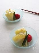 冬瓜と夏野菜のジュレあん