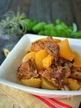 お肉トロトロ〜*スペアリブと大根のにんにく煮*