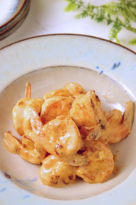 レシピ バナメイエビ