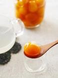 きんかんと生姜のシロップ