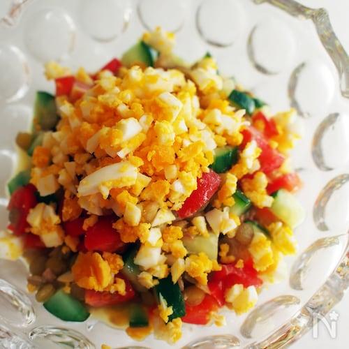 レンズ豆のピピラーナ