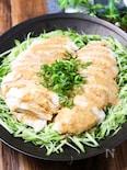 簡単激うま!鶏胸肉の絶品棒棒鶏【低温調理/練りごま不要】