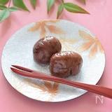 栗の渋皮煮♡和菓子にも洋菓子にも使えて便利です♪