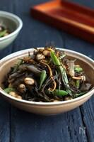 【基本の和食】定番おかず!ひじきと大豆の煮もの