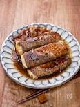やっぱりご飯にあう「豆腐の肉巻き照り焼き」