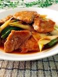 揚げない・薄切りで時短*ごま油香る・豚ヒレ肉の酢豚