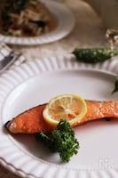 『爽やかレモン香る♪』お魚が美味しい♡鮭のレモンバターソテー