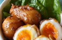 栄養もボリュームも満点!【卵】の作り置き3選|鈴木さん家のラクちん作り置きVol.10