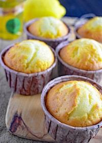 『はちみつレモンケーキ』