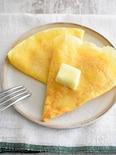 バターミルククレープ