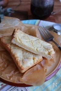 マヨネーズで作る♪メロンパントースト