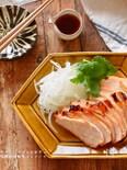 塩麹で簡単!鶏胸肉のグリル焼き