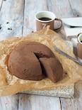 ボウルでレンチン!簡単チョコおから蒸しパン【低糖質】