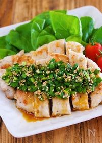 『白飯が無限に進んじゃう!?【ガーリックステーキ de スタミナよだれ豚】』