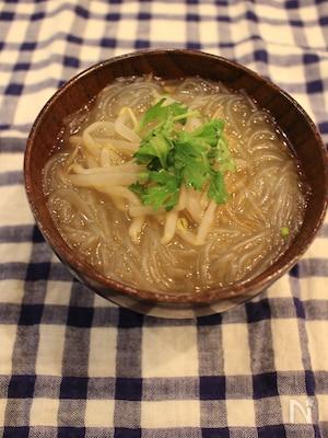 スパイシー・トムヤムスープ