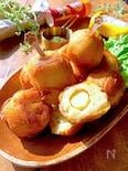 北海道民家族みんなのおやつ〝揚げいも〟チーズin