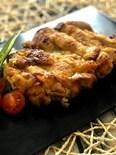 簡単・美味❣️パリパリ♪『鶏もも肉の辛子味噌揚げ』