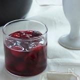 アメリカンチェリーの赤ワイン煮