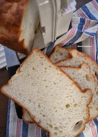 『余った切り餅deふわもち♡激うま♡ホームベーカリー食パン♡』