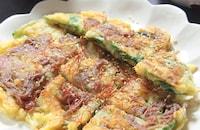 うちのチヂミとチヂミのタレ§粉もの好きの絶品レシピ