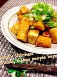 コレだと子供もよく食べる♪もっちもち高野豆腐の照り焼き♡
