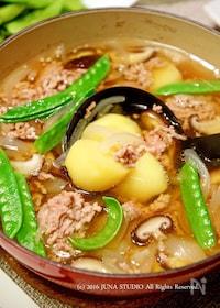 『じゃがたま煮☆スープ仕立て』