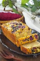 【小麦粉、バター不使用】さつまいものパウンドケーキ