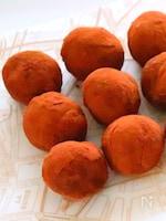 【手作りバレンタインチョコ】簡単オレオチーズトリュフのレシピ