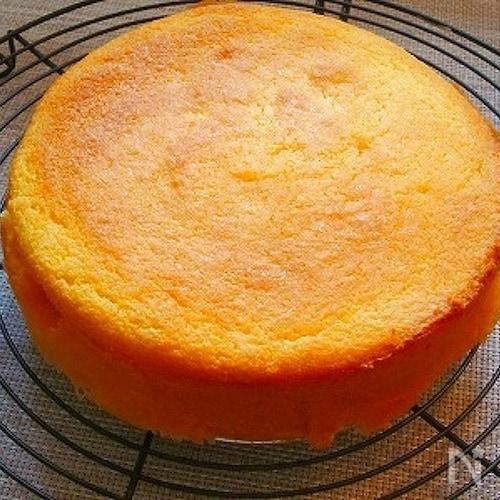 米粉ふわふわヨーグルトケーキ