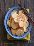 ポリ袋で簡単!長芋のおかかぽん酢漬け