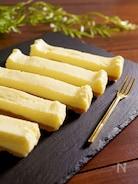 レンジで簡単!チーズケーキ 生クリーム・クリームチーズなし
