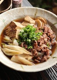 『基本の肉豆腐(動画あり)』