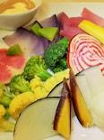 冬野菜のバーニャカウダこの投稿を編集