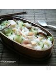 〜オリーブオイルの簡単健康サラダご飯〜