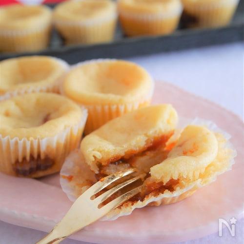 新食感!簡単プチ・プリンケーキ