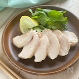 炊飯器でほったらかし!胸肉のジューシー鶏ハムレシピ
