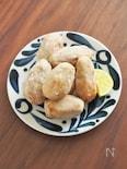 海老芋のから揚げ