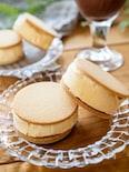 サクサククッキーがたまらない!アイスクッキーサンド