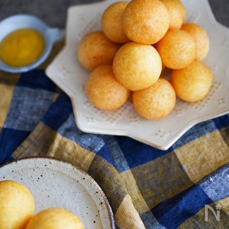 チーズ ボール の 作り方