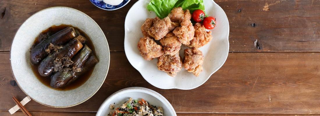 私と家族と食卓と〜和食中心、野菜多めの地味ごはん