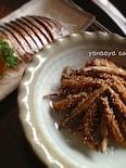 魚を食べる日‼キビナゴの甘酢唐揚げ(o^^o)