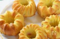 【米粉のりんごケーキ】しっとり&ふんわり&甘酸っぱい♡